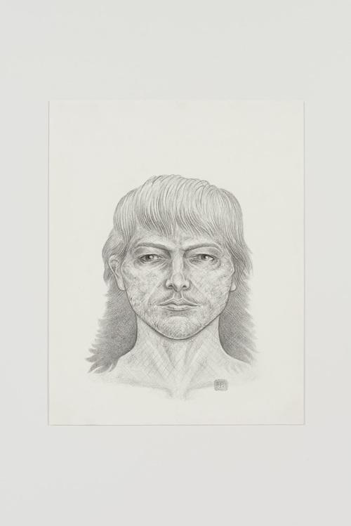 'Sketch 4 '- Jason Harvey/Fort Gansevoort Gallery, New York