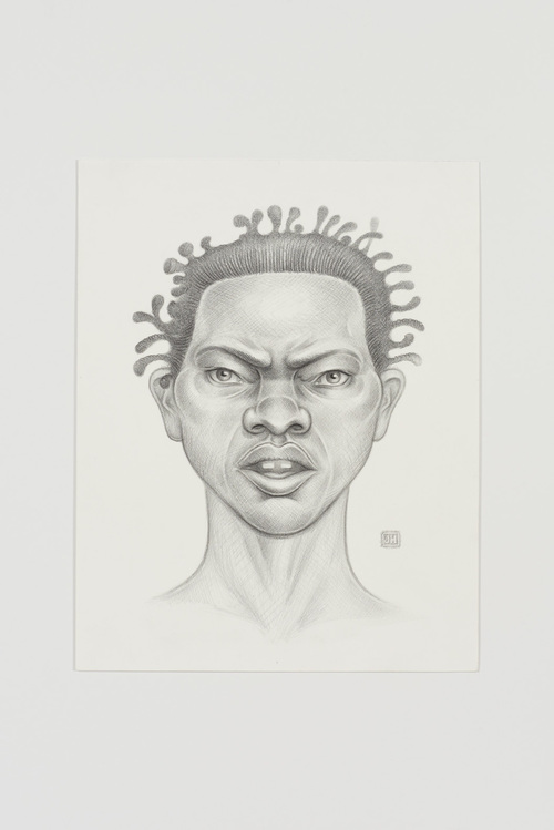 'Sketch 7' - Jason Harvey/Fort Gansevoort Gallery, New York