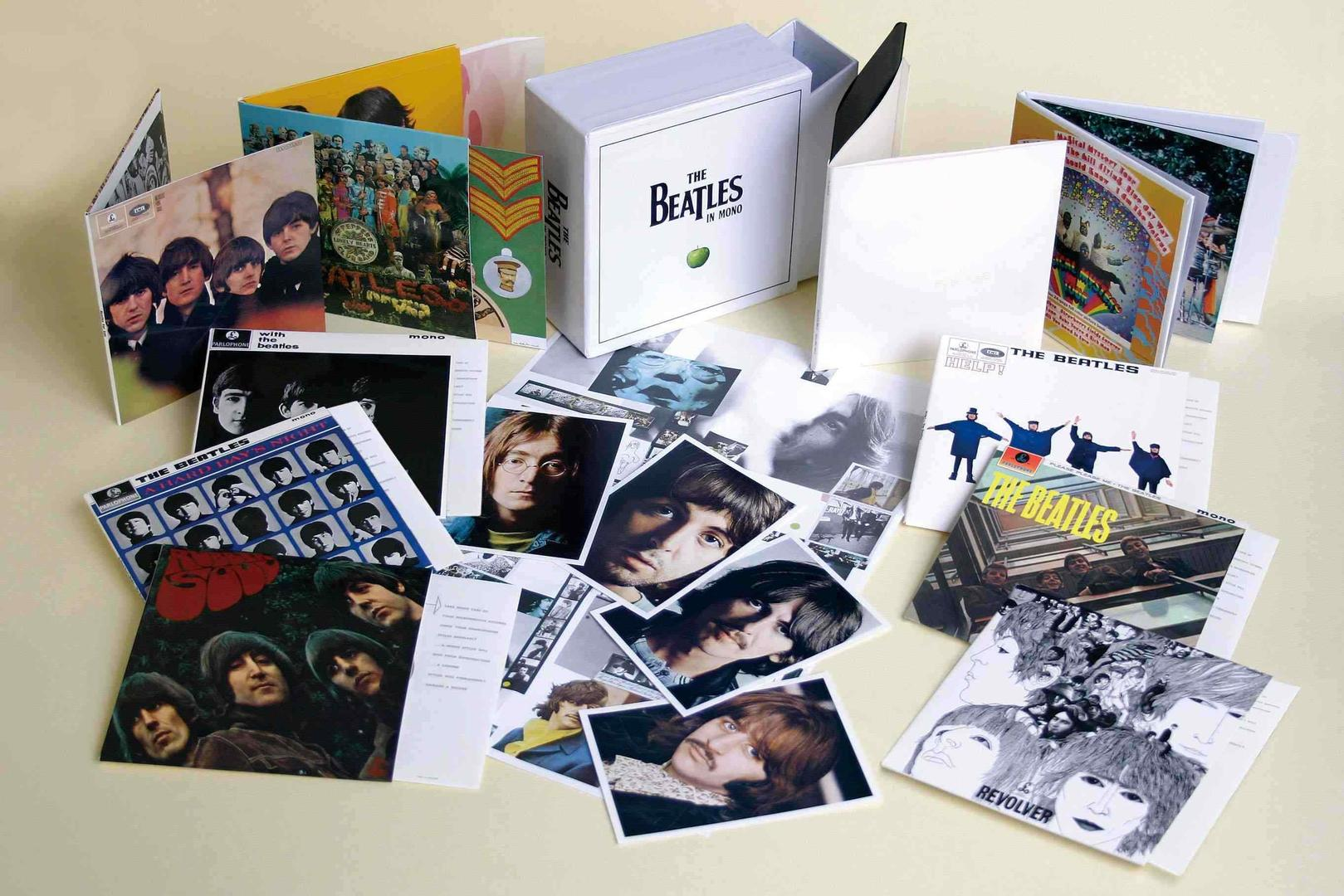 The Beatles In Mono, 2009 - Apple - EMI