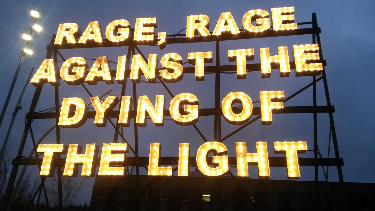 'The Light' - Sarah Beck