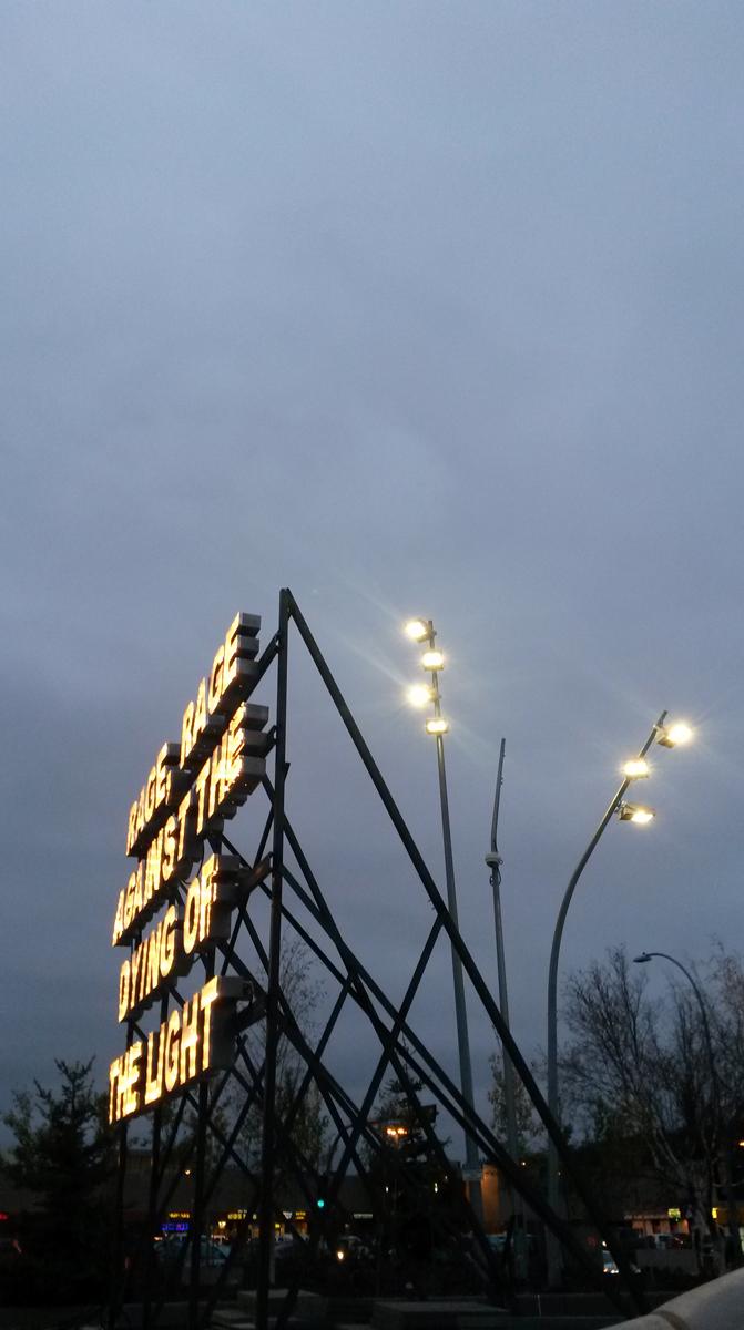 'The Light' - Foto: sarahbeck.com