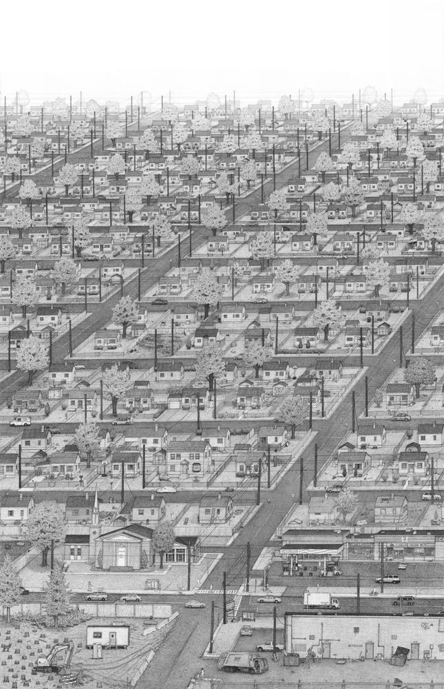 'Suburbs' - Ben Tolman