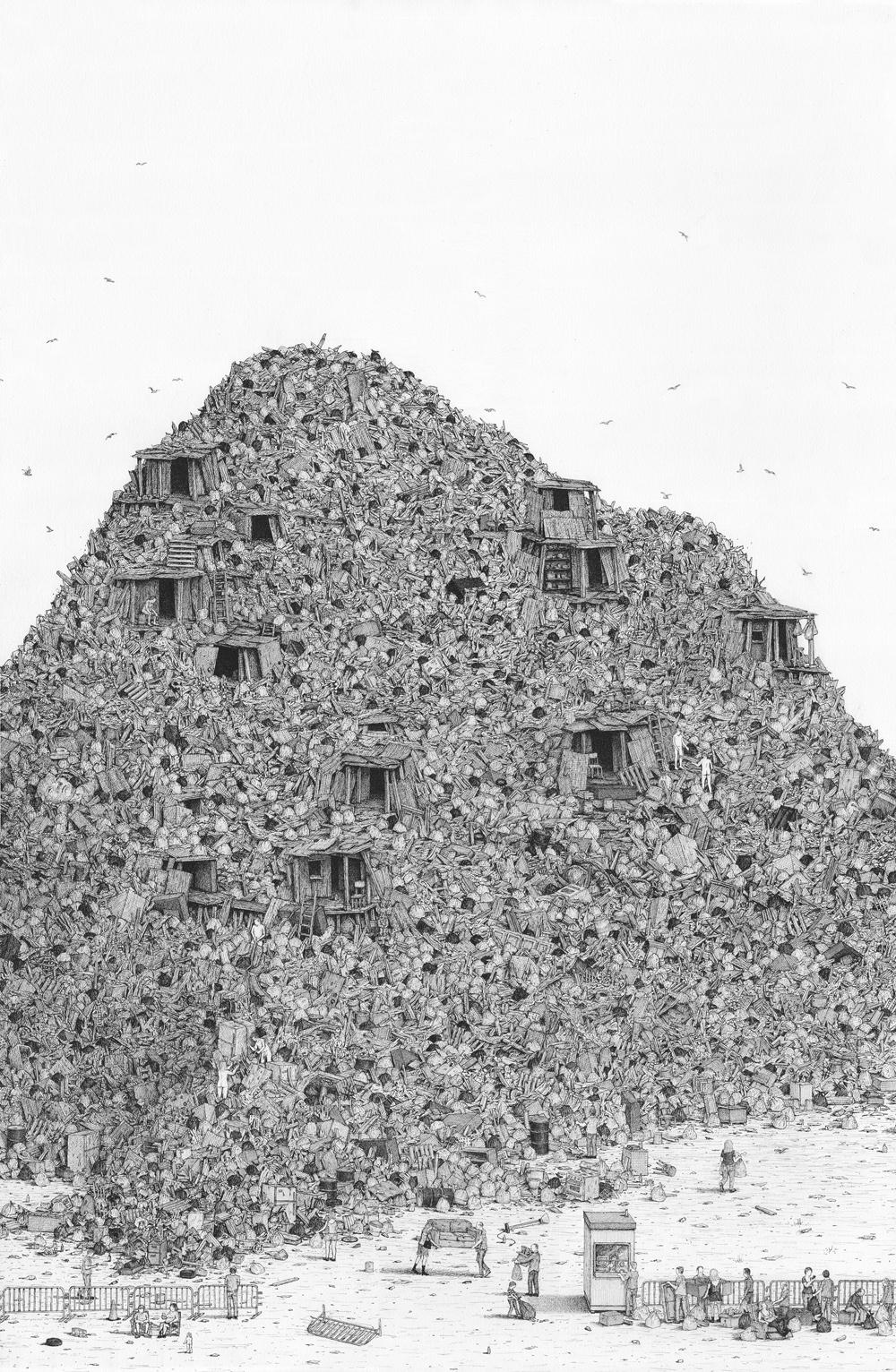 'Trash' - Ben Tolman