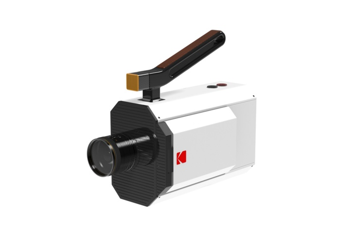 Prototipo de la cámara - Foto: fuseproject