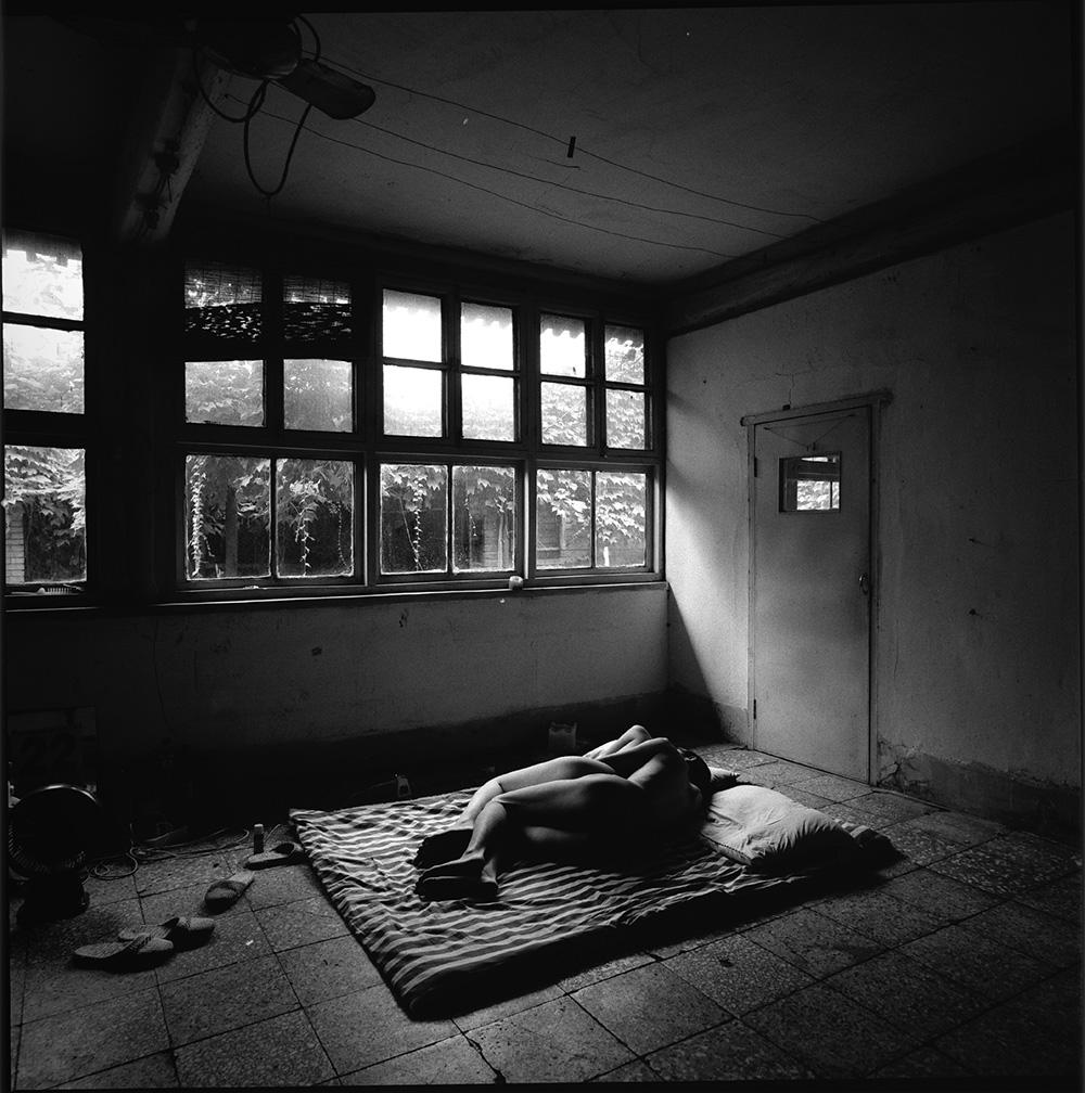 LiuLiTun 2002 No.13 - © Rong Rong & Inri