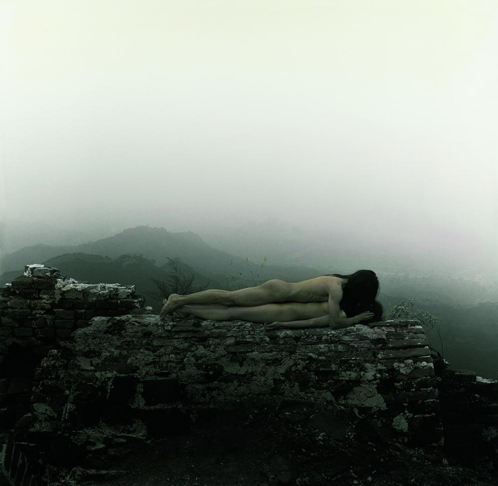 RongRong & inri / In the Great Wall.China.2000.No.3 © RongRong & inri