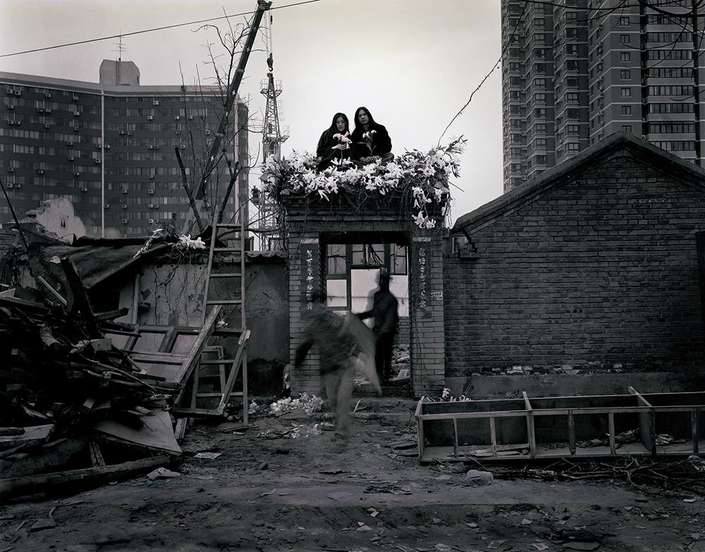 Liulitun, Beijing 2003 No.1 - © RongRong & inri