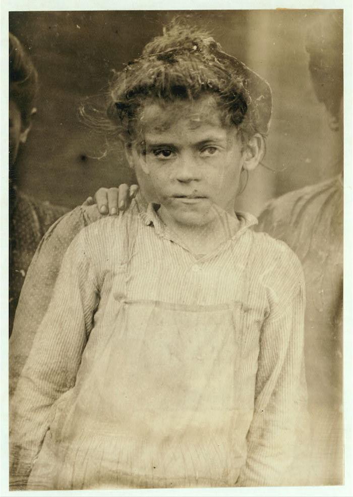 Lewis Hine - Foto: dominio público