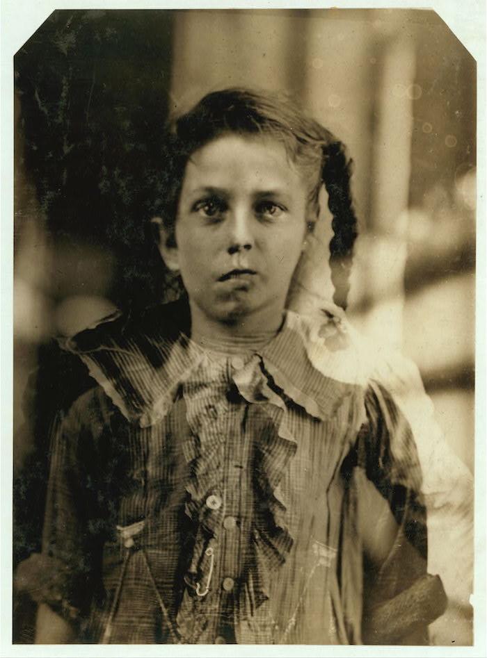 Lewis Hine, niños obreros, 1908-1911 - Foto: dominio público