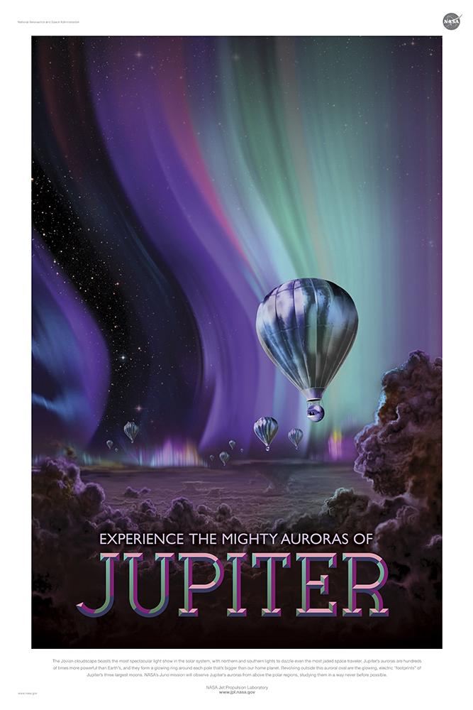 Jupiter - Courtesy NASA/JPL-Caltech