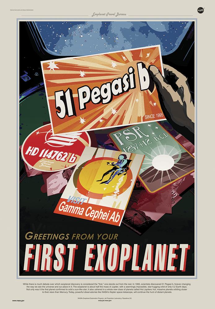 Pegasi 51 - Courtesy NASA/JPL-Caltech