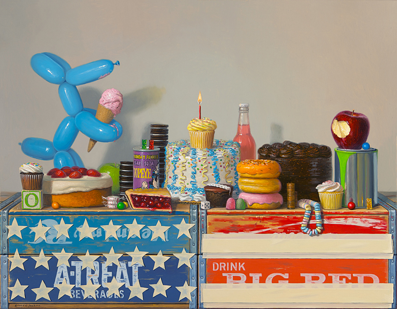 'American Landscape' - Robert C. Jackson