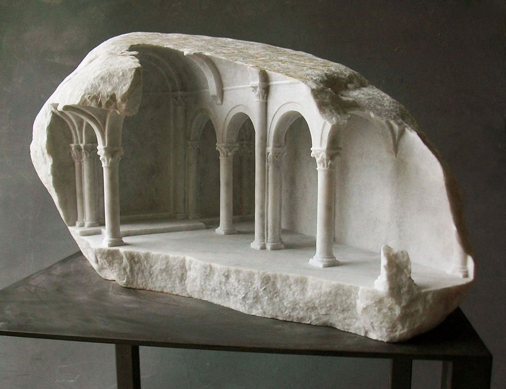 'Basilica III' - Matthew Simmonds - Foto: © Matthew Simmonds