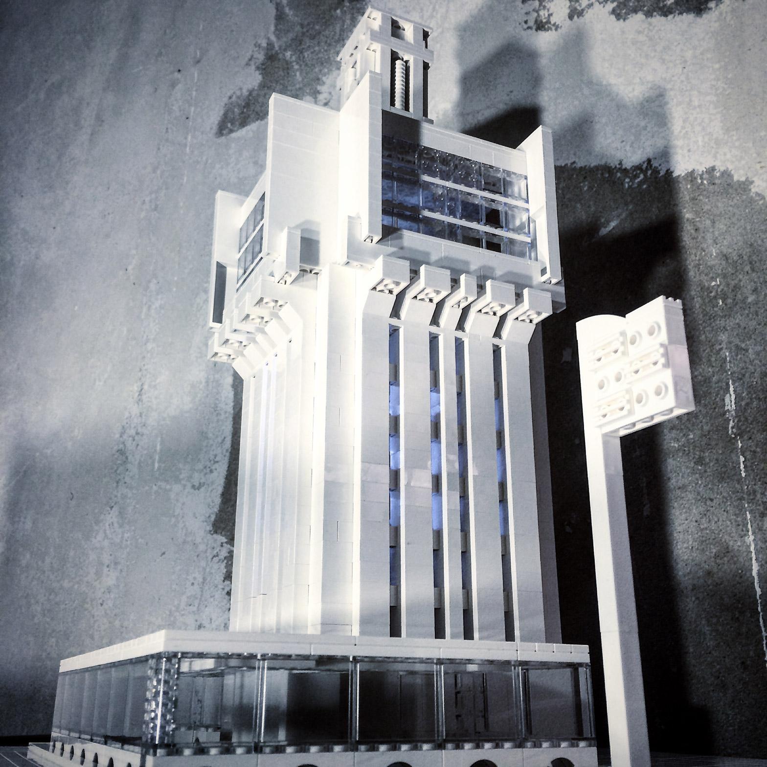 Embajada rusa en La Habana, diseño del arquitecto Aleksandr Rochegov - Arndt Schlaudraff