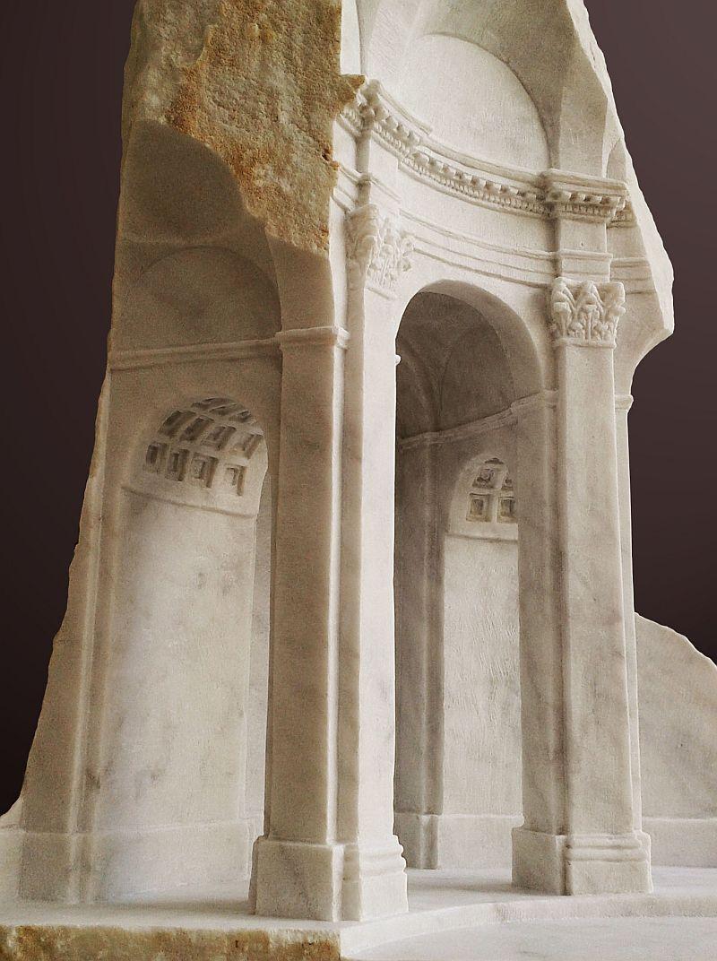 'Essay in Baroque Space' - Matthew Simmonds - Foto: © Matthew Simmonds