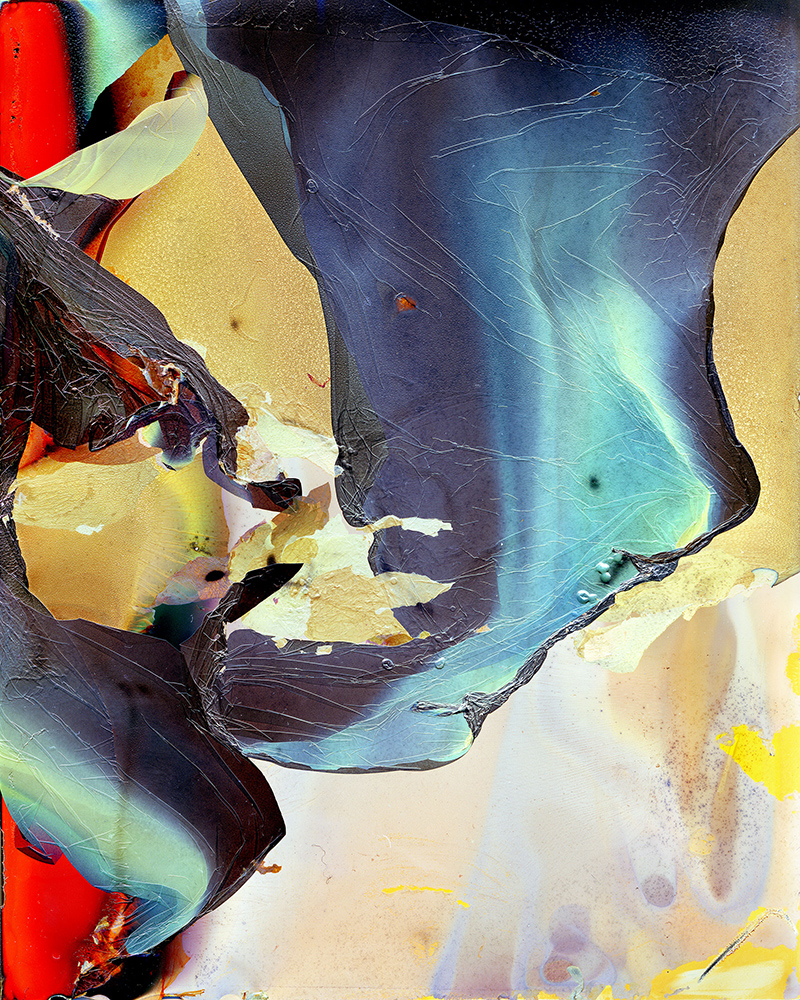 From the series Color Photographs, Untitled, 2015 © Daisuke Yokota courtesy GP Gallery