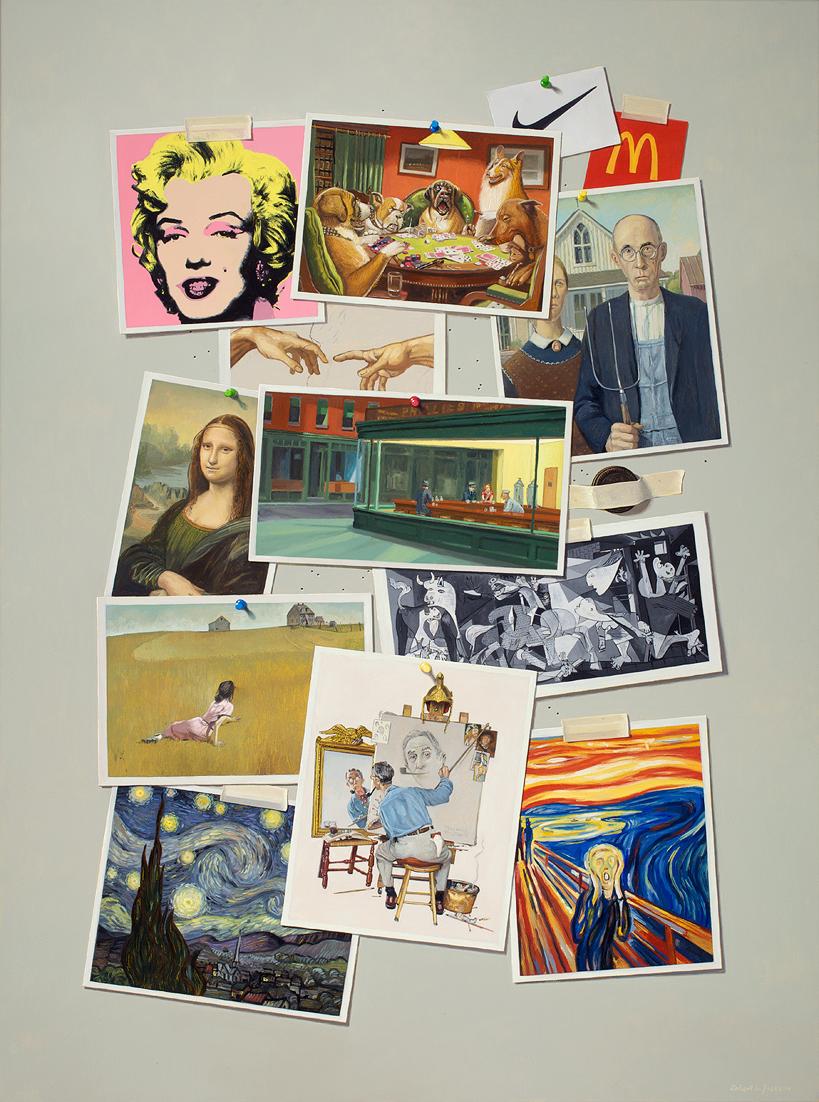 'Icons' - Robert C. Jackson