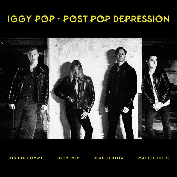"Iggy Pop, ""Post Pop Depression"", 2016"