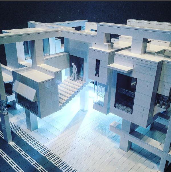 Modelo inspirado en el estilo de Giuseppe Perugini - Arndt Schlaudraff