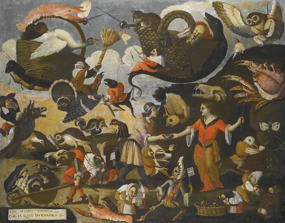 'Opera Nova Curiosa', 1695 - Maestro de la fertilidad del huevo
