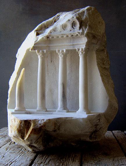 'Statuary marble' - Matthew Simmonds - Foto: © Matthew Simmonds