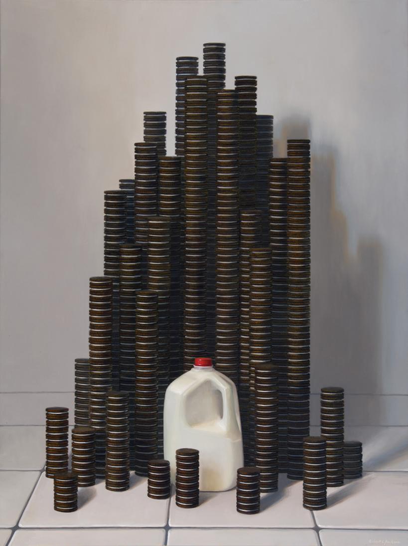 'Still Might Need More Milk' - Robert C. Jackson