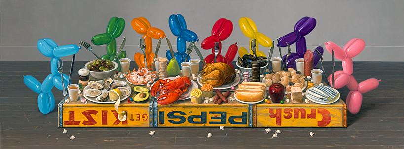 'The Feast' - Robert C. Jackson