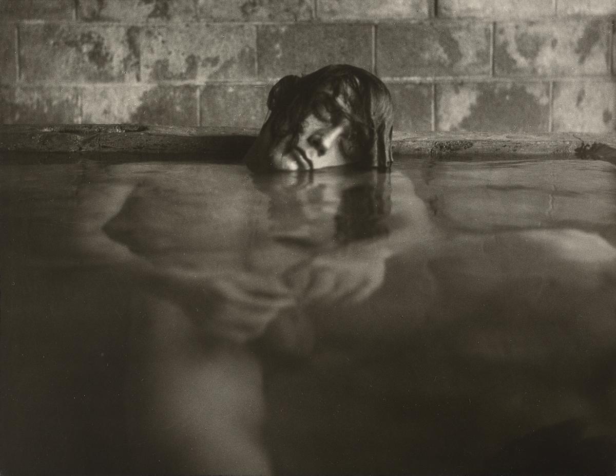 Edmund Teske - Mineral Baths, Big Sur, California, 1967 © The J. Paul Getty Museum, Los Angeles