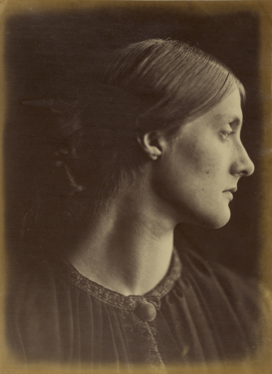 Julia Margaret Cameron - Mrs. Herbert Duckworth, 1867 © The J. Paul Getty Museum, Los Angeles