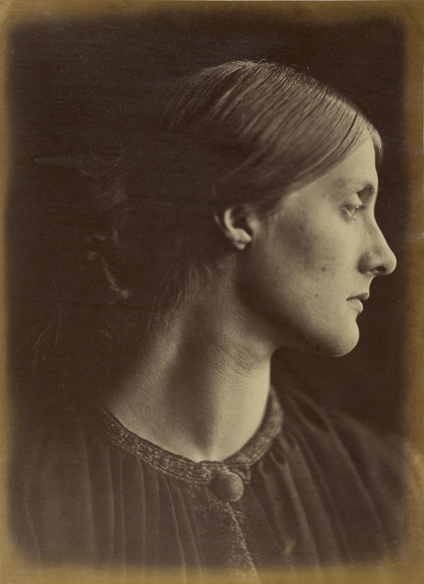 Julia Margaret Cameron - Mrs. Herbert Duckworth, 1867 © The J. Paul Getty Museum, Los Angeles