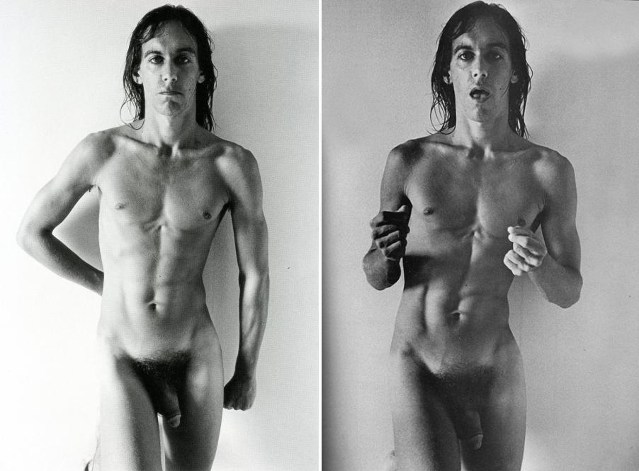 Iggy Pop, 1971 © Gerard Malanga
