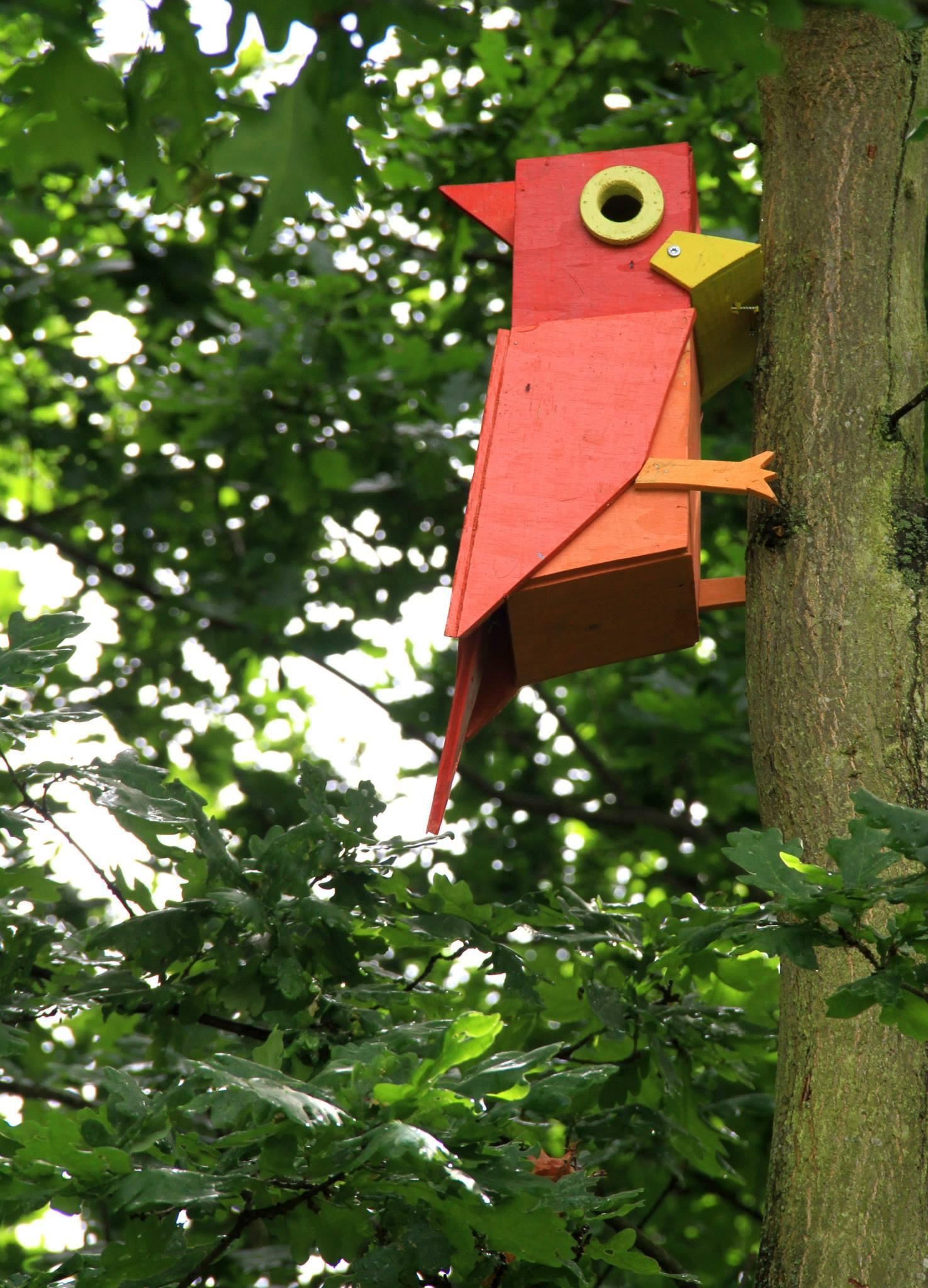 'Woodpecker' - Thomas Dambo