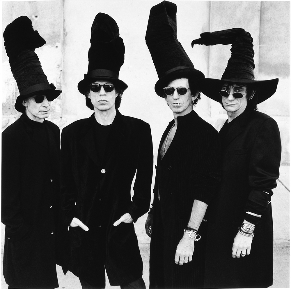 Una de las fotos de la exposición - Foto: Rolling Stones Archive