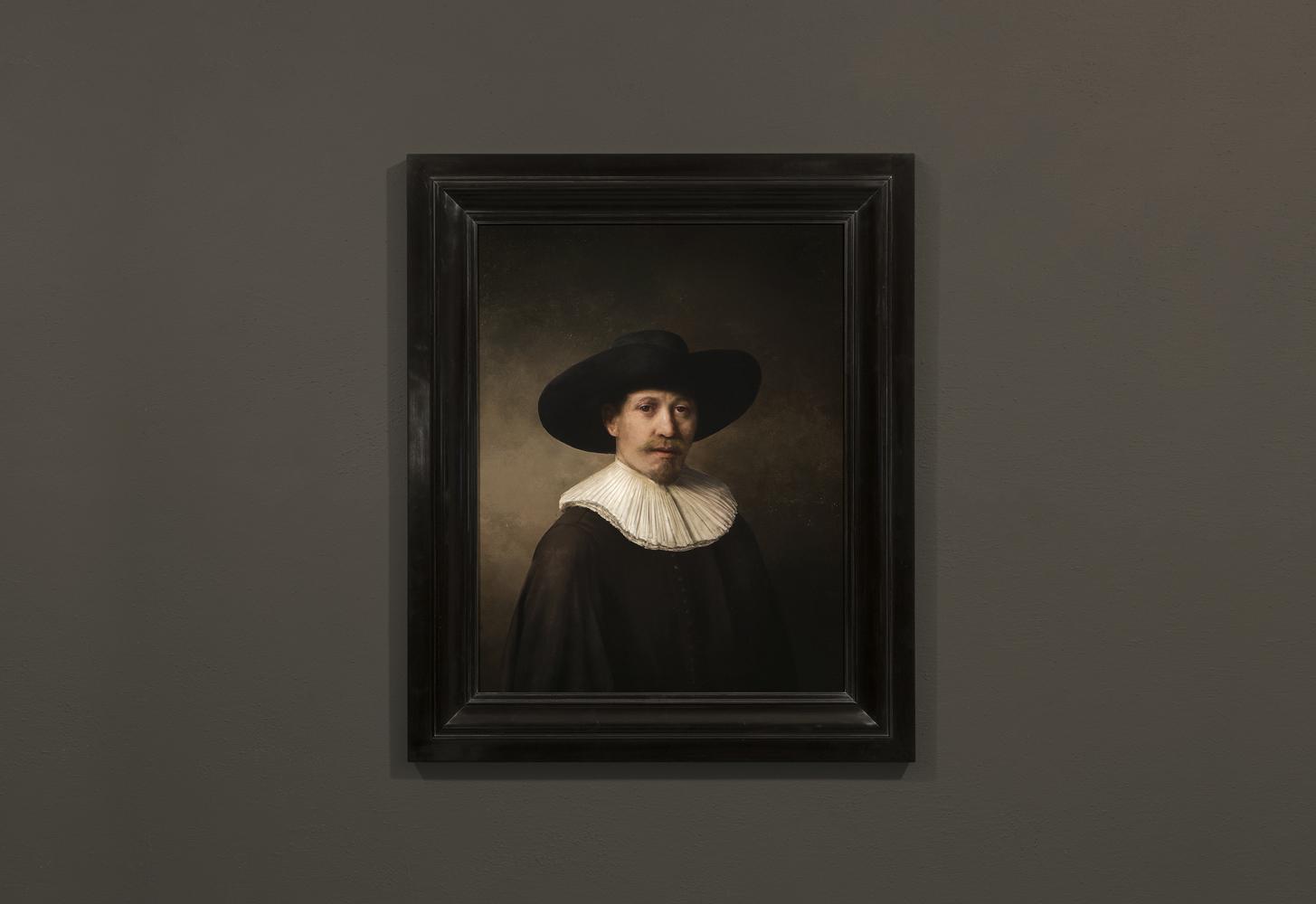 'The Next Rembrandt' - Foto: www.nextrembrandt.com
