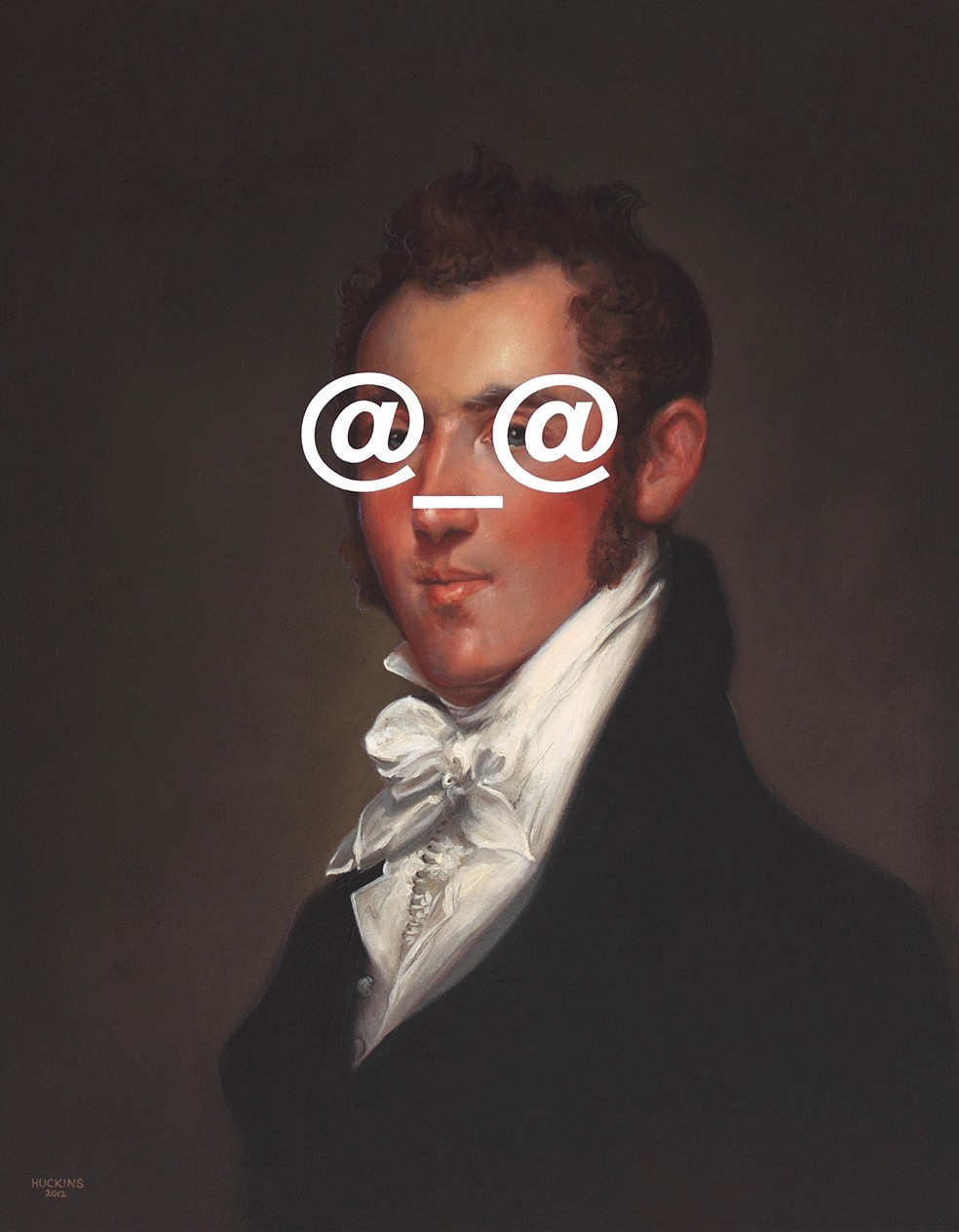 'The Transient State of Mr. Henry Rice' - Shawn Huckins