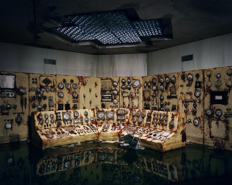 'Control Room' - Foto: Lori Nix (lorinix.net)
