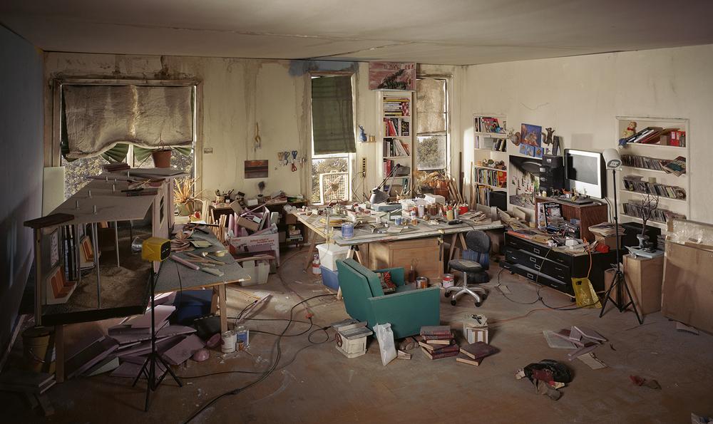 'Living Room' - Foto: Lori Nix (lorinix.net)