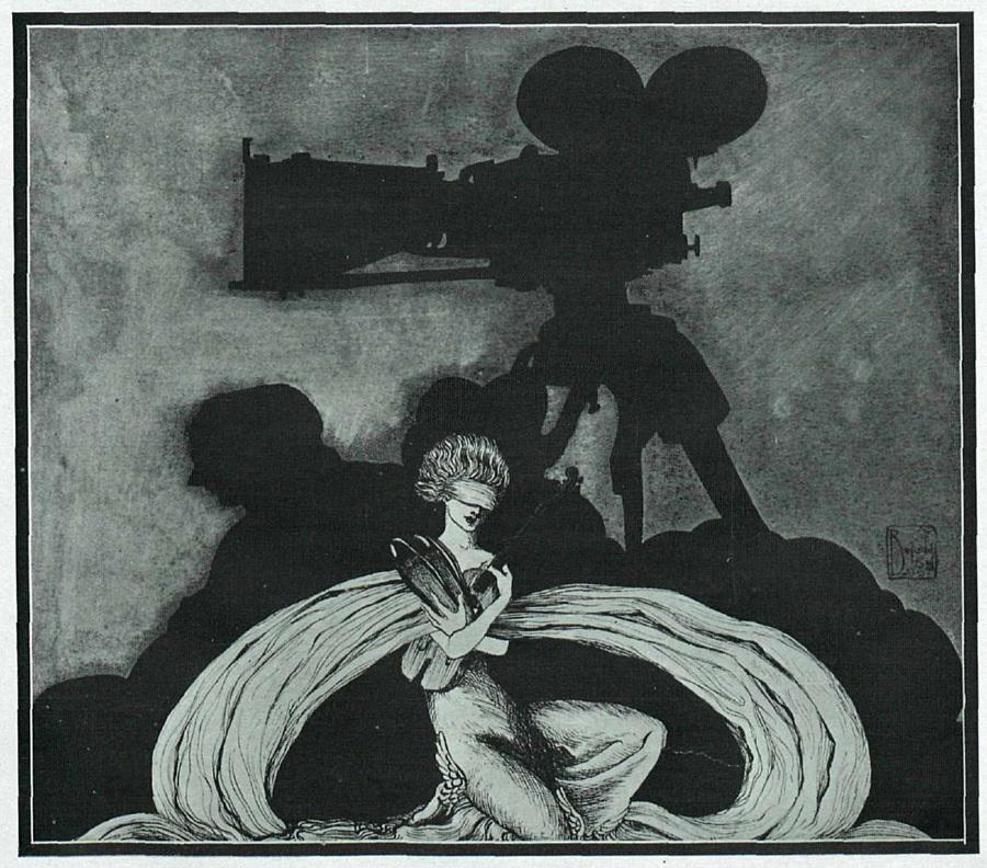 Manuel Bujados - 'La Esfera', 1928