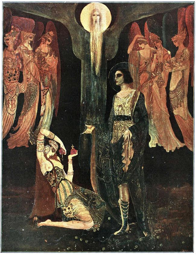 Manuel Bujados - 'La Esfera', 1915