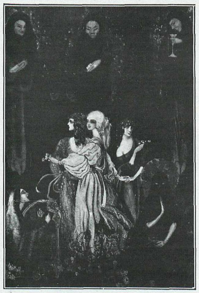 Manuel Bujados - 'La Esfera', 1927