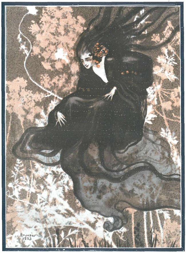 Manuel Bujados - 'La Esfera', 1923