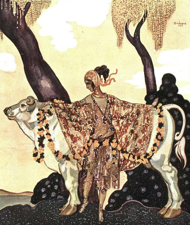 Manuel Bujados - 'La Esfera', 1926