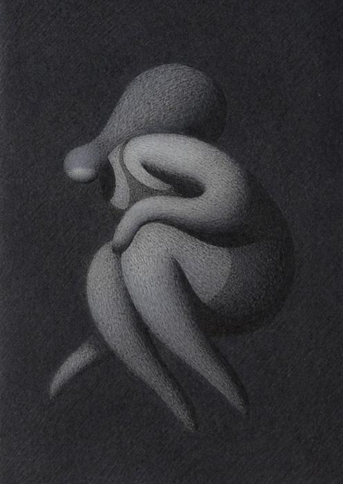 'Floating Girl 1' - Mike Lee - Foto: mikelee.space
