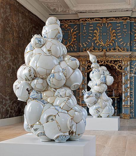'Translated Vase' - Yeesookyung - Foto: www.yeesookyung.com