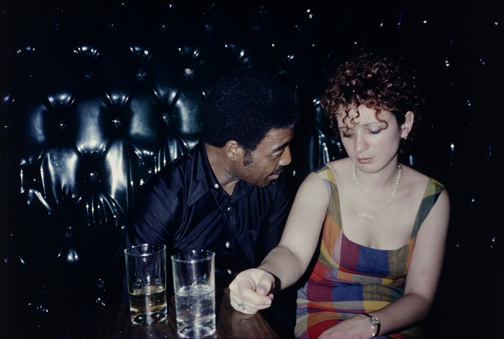 Nan Golding - Buzz and Nan at the Afterhours, New York City. 1980. The Museum of Modern Art, New York © 2016 Nan Goldin