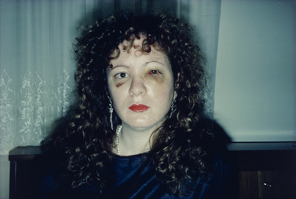 Nan goldin la balada sexual