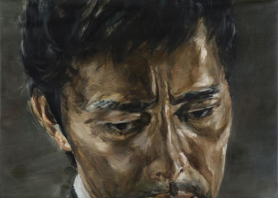 Chen Han - 'Old-fashioned Man, 2015' © Chen Han - HDM Gallery