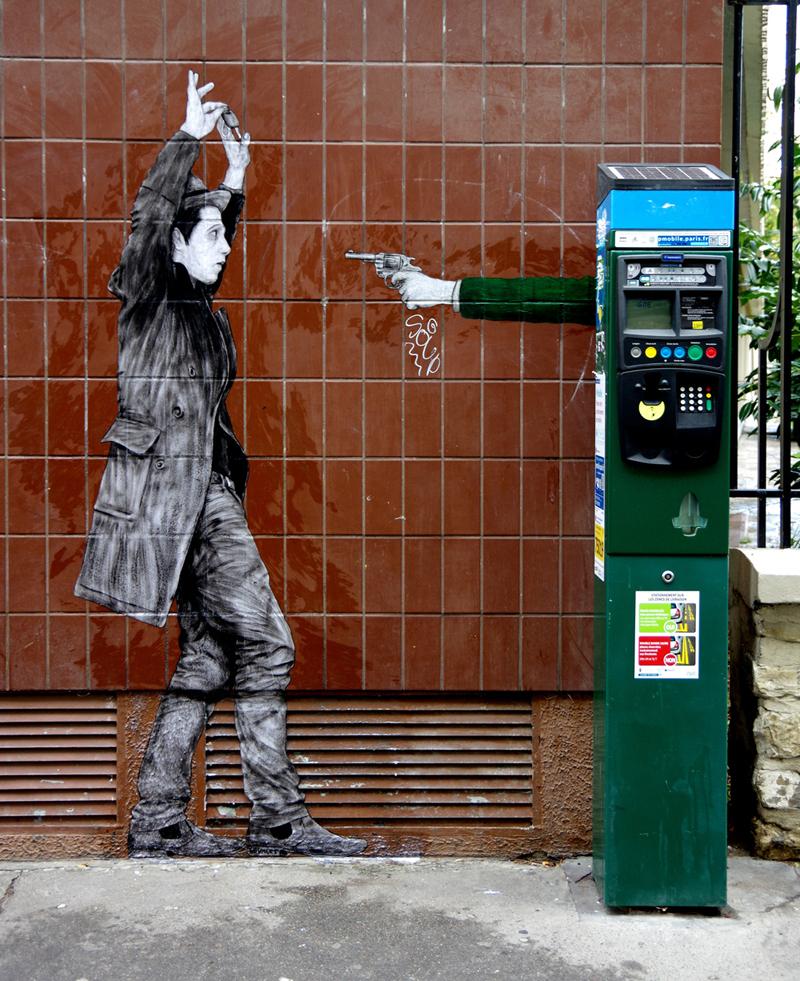Hold up - Levalet - Foto: levalet.overblog.com