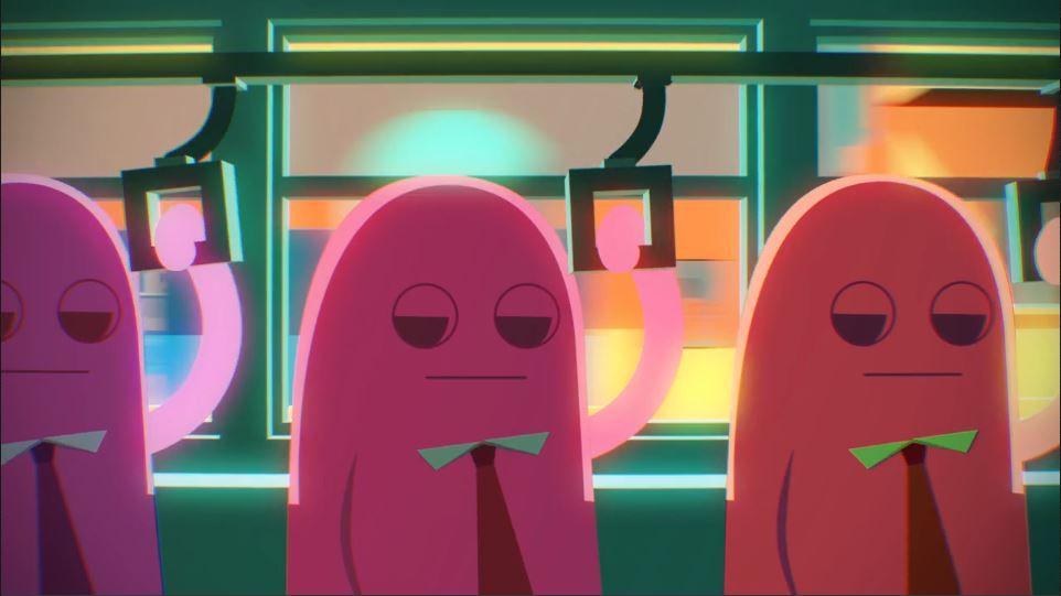 Imagen del cortometraje animado 'Again' - Chang Gao