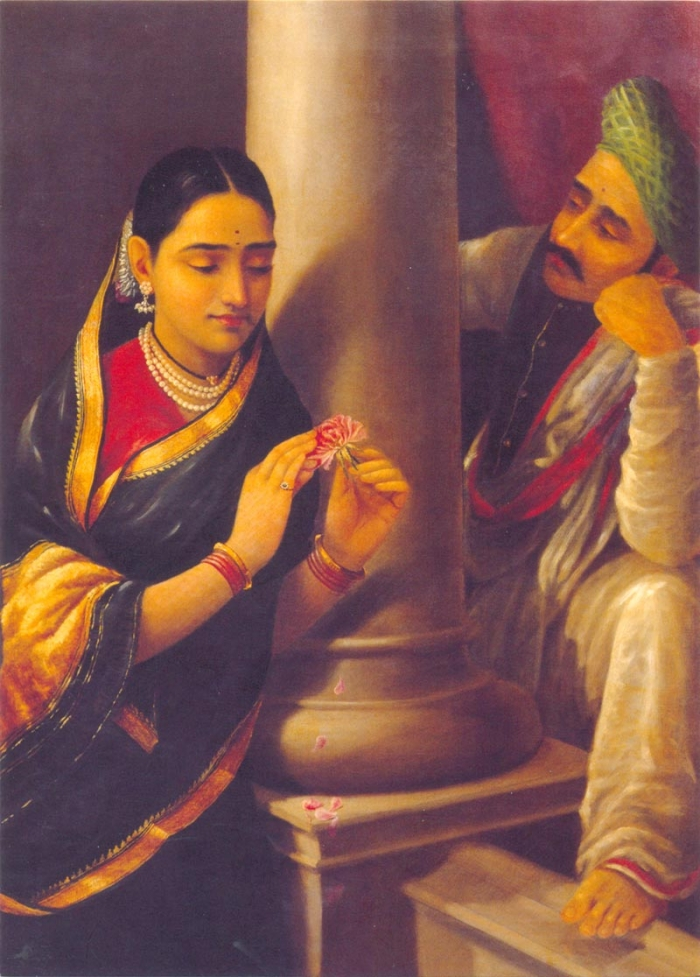 'Stolen Interview' - Raja Ravi Varma